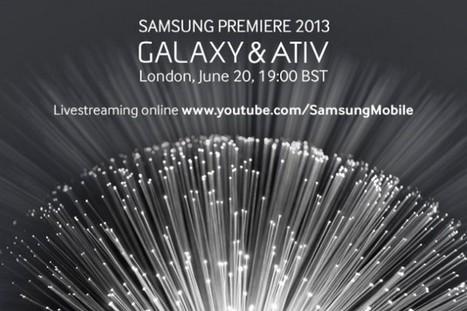 Live conférence de presse Samsung à Londres - WeAreMobians | We Are Mobians | Scoop.it
