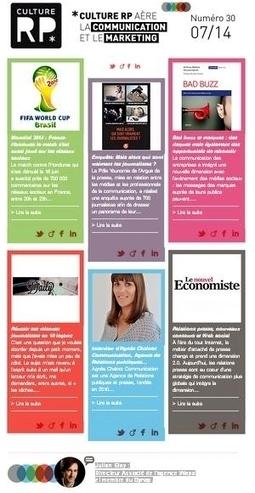 Culture RP » Le contenu au coeur des stratégies RP des marques | Be Marketing 3.0 | Scoop.it