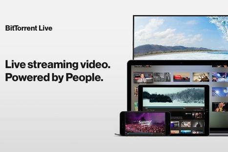 BitTorrent unveils new live-streaming platform for peer-to-peer broadcasts - TheVerge | mvpx_CTV | Scoop.it