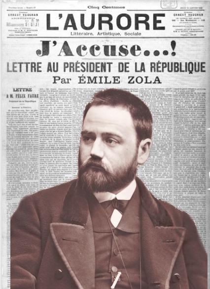 Zola journaliste | J'écris mon premier roman | Scoop.it