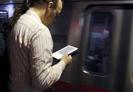 Sondage ebooks : Pour lire heureux lisons cachés ! | IDBOOX | le journal des livres | Scoop.it