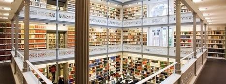 Classement des plus belles bibliothèques universitaires du monde   Architecture et aménagement en bibliothèque   Scoop.it