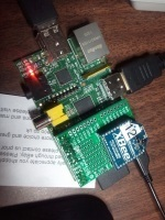 Raspberry Pi as an Xbee Wireless Sensor Network Gateway | InternetdelasCosas | Scoop.it