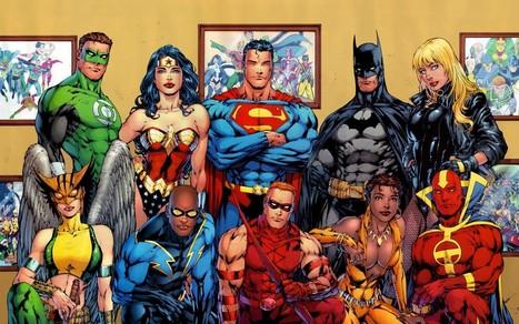 Comics Universes | Littérature et société | Scoop.it