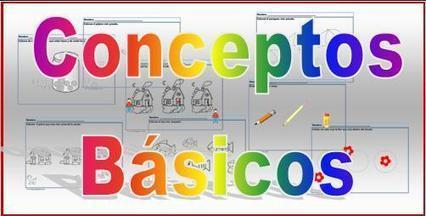 Fichas infantil para trabajar conceptos básicos | Recull diari | Scoop.it