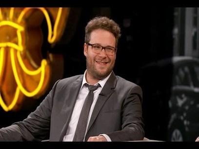 Seth Rogen on Jimmy Kimmel Live PART 2   Money   Scoop.it