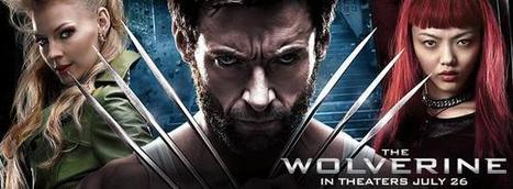Ror Reviews: THE WOLVERINE - Comic Book Movies | books | Scoop.it