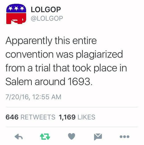Funniest GOP Convention Memes | Nerd Vittles Daily Dump | Scoop.it