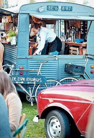 Un festival de foodtrucks géant à Amsterdam   Foodtruck   Scoop.it