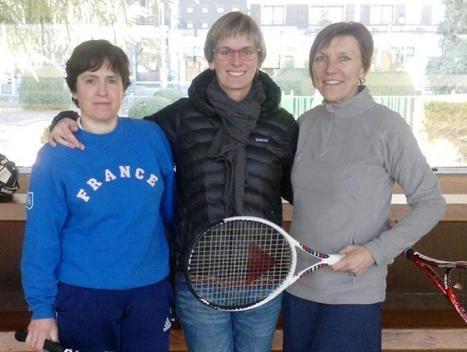 Saint-Lary-Soulan. Tennis : l'équipe féminine se distingue | Vallée d'Aure - Pyrénées | Scoop.it