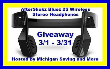 Aftershokz Headphones Giveaway - Work Money Fun | Giveaway, Contest, Sweepstakes, Coupons and Deals | Scoop.it