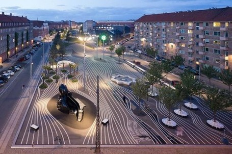 Bjarke Ingels designs a new public park in Copenhagen that celebrates diversity | green streets | Scoop.it