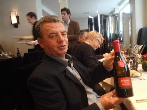 Frédéric Simonin, restaurant Paris 17e - Quand l'Hermitage se fête chez Frédéric Simonin (Paris 17e) | Coups de coeur | Cep de vigne | Scoop.it
