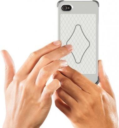 Une housse pour rendre tactile toute la surface des smartphones | Technologie et Innovation | Technology | Scoop.it