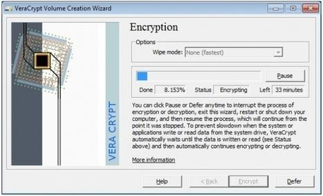 VeraCrypt (Windows/Linux) - Programma di crittografia di file ... | programmigratis | Scoop.it