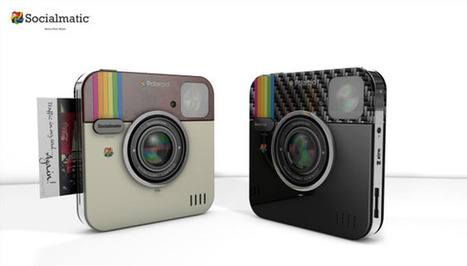 Instagram Socialmatic Camera Polaroid | Business-all.com | electronic-journals | Scoop.it