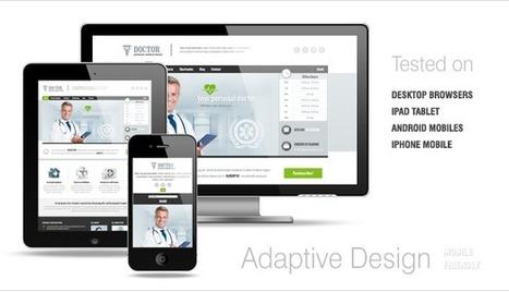 Doctor: Universal Medical Wordpress Theme   Medical wordpress themes   Scoop.it