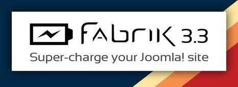Fabrik The Joomla Application builder - version 3.3 released | CMS, joomla, wordpress | Scoop.it