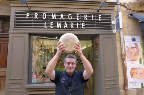 Aix-en-Provence : Le fromage selon Benoît Lemarié | thevoiceofcheese | Scoop.it