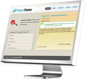 Paper Rater: Free Online Grammar Checker, Proofreader, and More | Writing Resources | Scoop.it