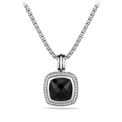 Albion Pendant with Diamonds, 14mm Gemstone   Blingy Fripperies, Shopping, Personal Stuffs, & Wish List   Scoop.it