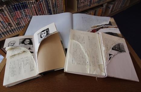 Verdachte verscheurde dagboeken Anne Frank opgepakt - De Standaard | KAP_WalravensM | Scoop.it