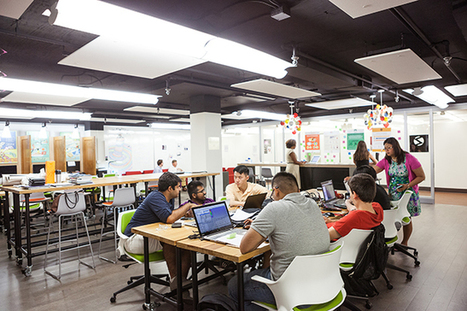 How to Launch a Campus Innovation Center -- Campus Technology | Learning Commons | Scoop.it