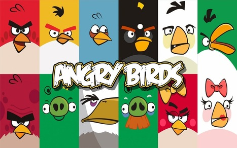 Play Angry Birds Game Online | online games | Scoop.it