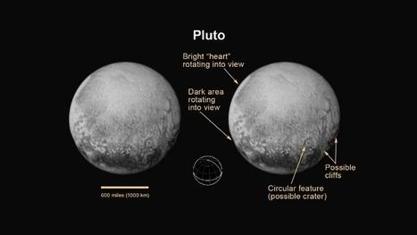 Plutone e gli scienziati, fra gioia e ansia | Planets, Stars, rockets and Space | Scoop.it