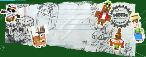 Super Adventure Box: Back to School – GuildWars2.com | Everest base camp Trekking | Scoop.it