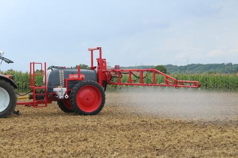 Öko-Dachverband strikt gegen Haftung für Abdrift-Verunreinigungen | Agrarforschung | Scoop.it