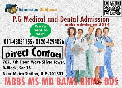 mbbs admission 2014 | Admission Guidance Delhi | Scoop.it