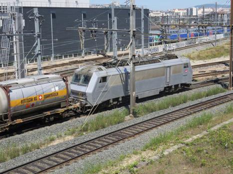 SNCF Réseau : le port de Lyon en accès direct | Report modal | Scoop.it