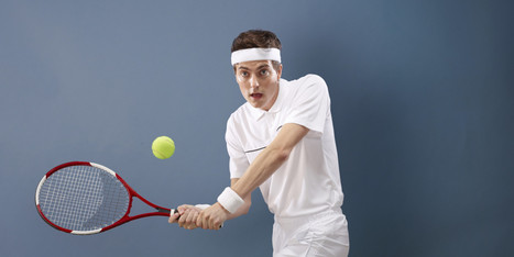 Do You Want Stronger Bones? Try Playing Tennis | Research Work | Scoop.it