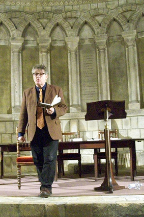 Cuthbert and the Otters: Review of Paul Muldoon at Durham Book Festival | The Irish Literary Times | Scoop.it