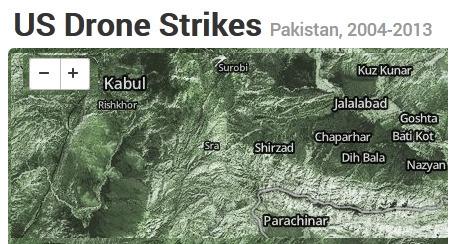 Drone Wars   Map@Print   Scoop.it