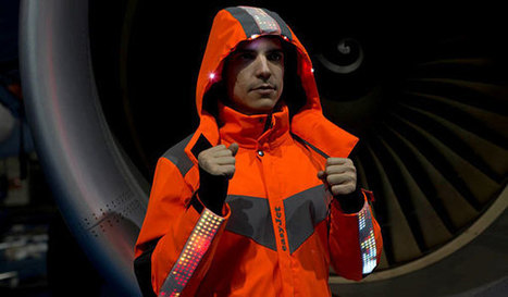 easyJet to trial cabin crew uniforms with wearable technology | Wearable Devices | Scoop.it