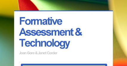 Applicazioni web e mobile per la valutazione formativa - Formative Assessment & Technology | AulaMagazine Scuola e Tecnologie Didattiche | Scoop.it