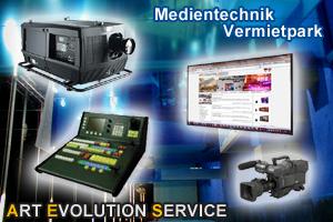 Art Evolution Service - Medientechnik - Frankfurt | www.art-evolution.de | Scoop.it
