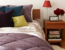 Freshen Up Your Apartment's Bedroom With These 3 Decor Tips | MyCoop's Feathered Nest | Scoop.it