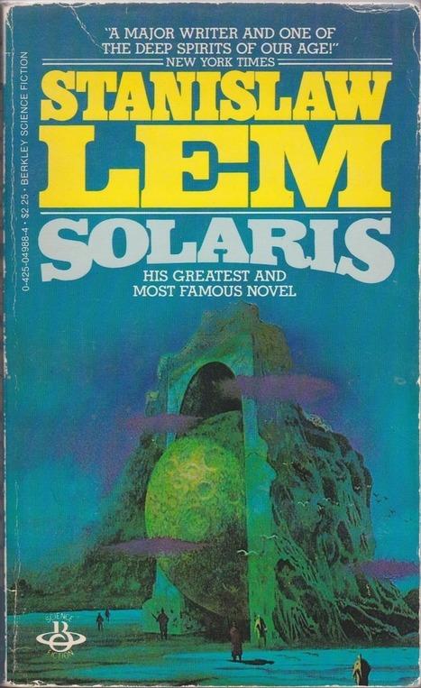 solaris: o planeta vivo de stanislaw lem   Ficção científica literária   Scoop.it