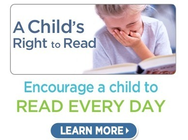 Read Every Day. Lead a Better Life. | SCHOLASTIC GLOBAL LITERACY CAMPAIGN | Education Resources | Scoop.it