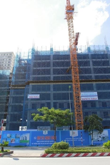 Chung cư ParkView Residence HJK Dương Nội Hà Đông   my everything   Scoop.it