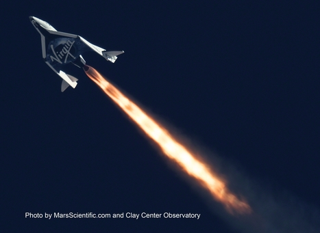 Giant step for Virgin Galactic | The NewSpace Daily | Scoop.it
