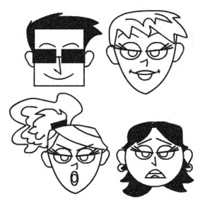 Learn to Draw Cartoon Faces | Drawing | Scoop.it
