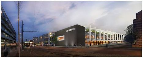 Le tout dernier lieu à la mode en Suisse pour l'événementiel s'appelle Samsung Hall | Journal d'un observateur Event & Meeting | Scoop.it