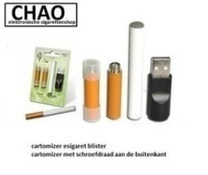 Cartomizer E Sigaret- CHAO Elektronische Sigarettenshop | Nieuw Elektronische Sigaret Kopen | Scoop.it