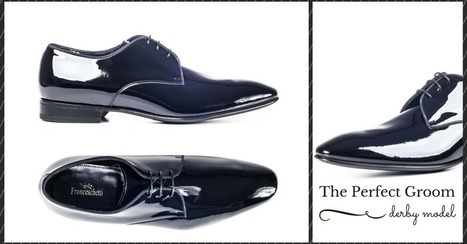 Formal shoes: the stylish groom detail | Le Marche & Fashion | Scoop.it