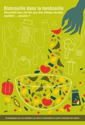 Kit p&eacute;dagogique<br/>&quot;Bisbrouille dans la tambouille&quot; - Solidaris | Alimentation21 | Scoop.it