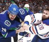 Report: Linesmen to stop fights if helmets come offfirst | Hockey | Scoop.it